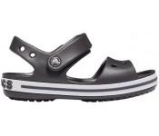Crocs™ Kids Crocband Sandal, Graphite