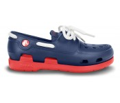 Crocs™ Juniors' Beach Line Boat Shoe