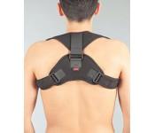 Reklinatorius su užsegimu ant nugaros