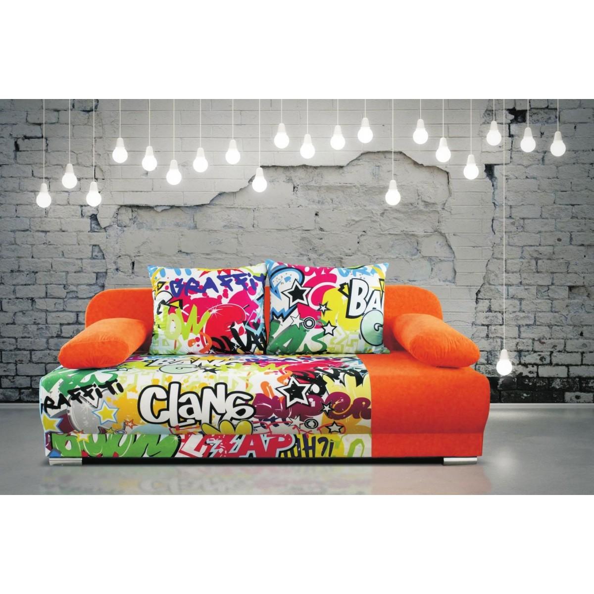 Trivietė sofa Elena