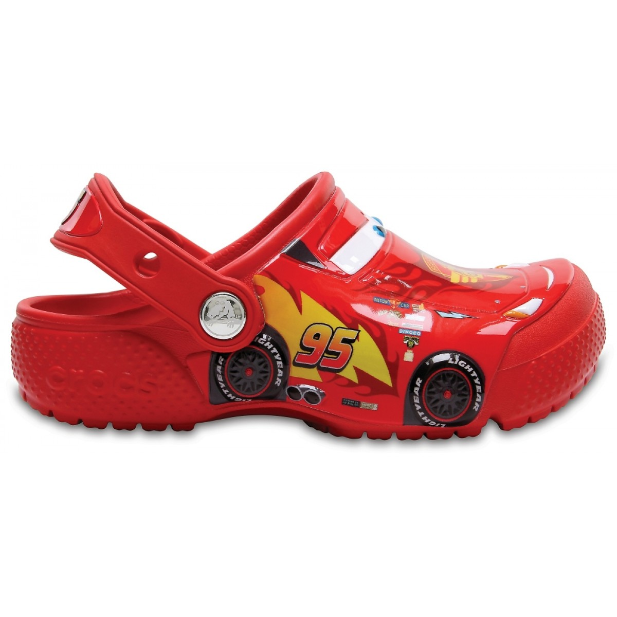 Crocs Fun LAB Cars Clog